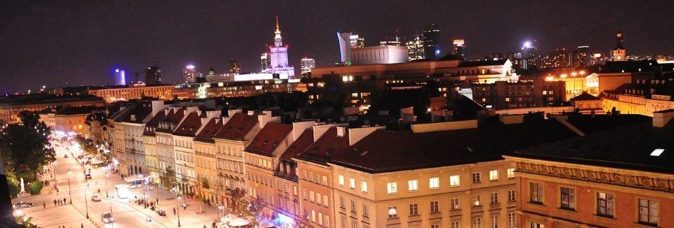 Działamy na terenie Warszawy, Mławy i innych miejscowości województwa mazowieckiego